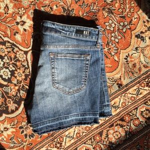 ANDREA CUT SIZE 10 KUT FROM THE KLOTH SHORTS